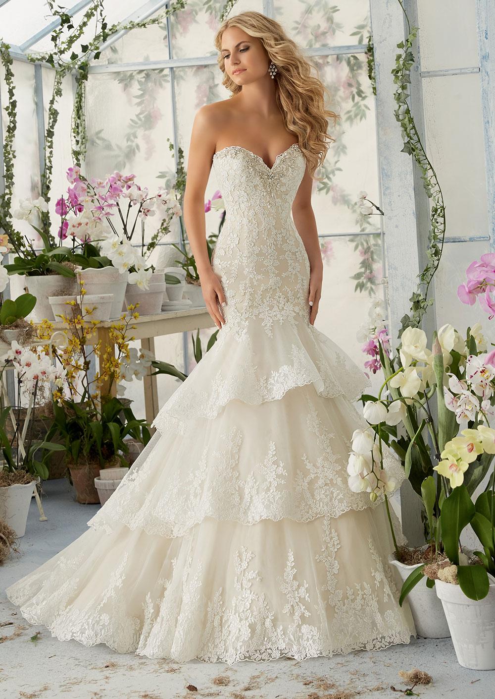 Menyasszonyi ruha » Morilee » Amy  c0e80ab218