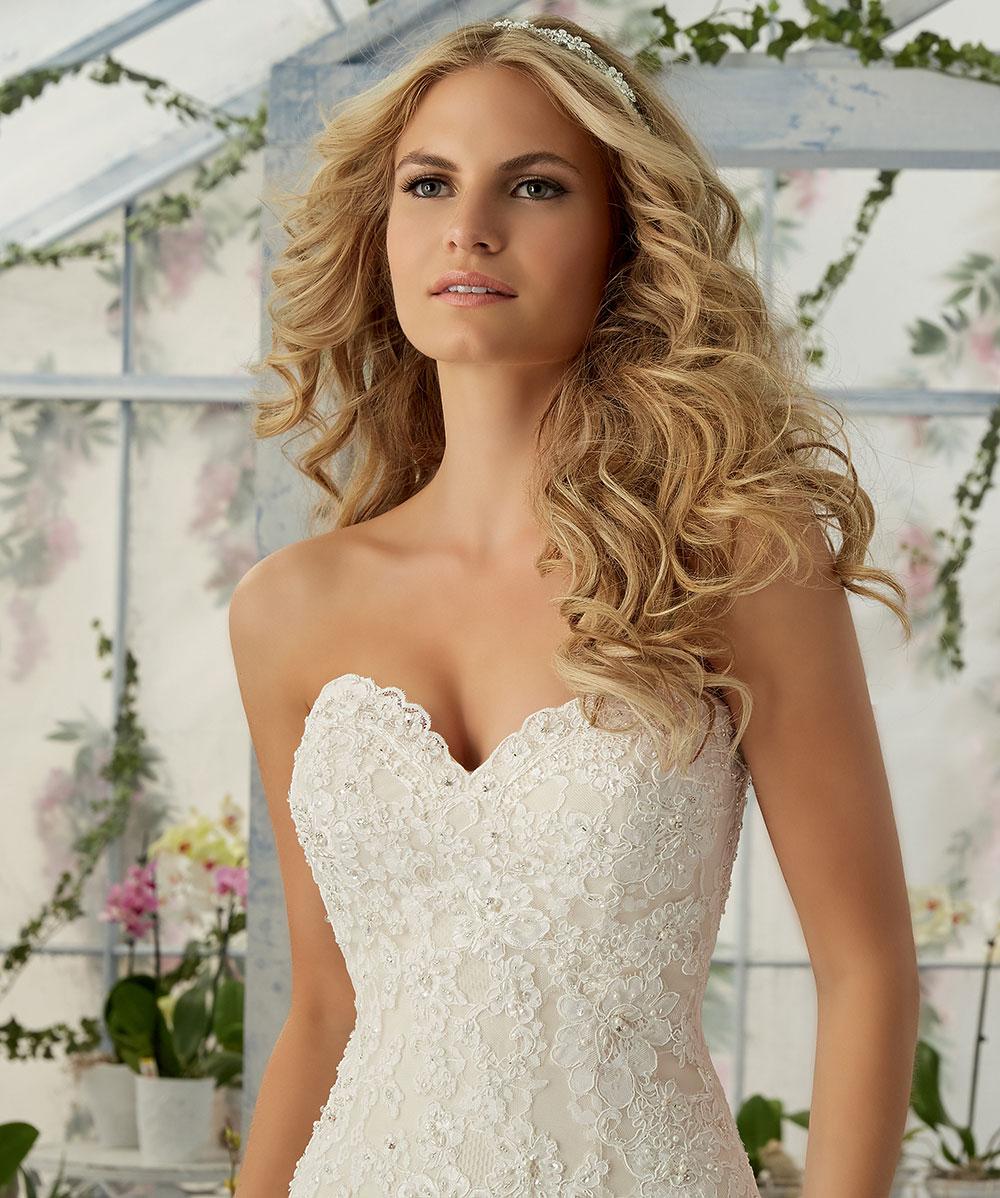 Kezdőlap Kínálatunk Menyasszonyi ruhák Morilee Larissa. Larissa 1674696e60