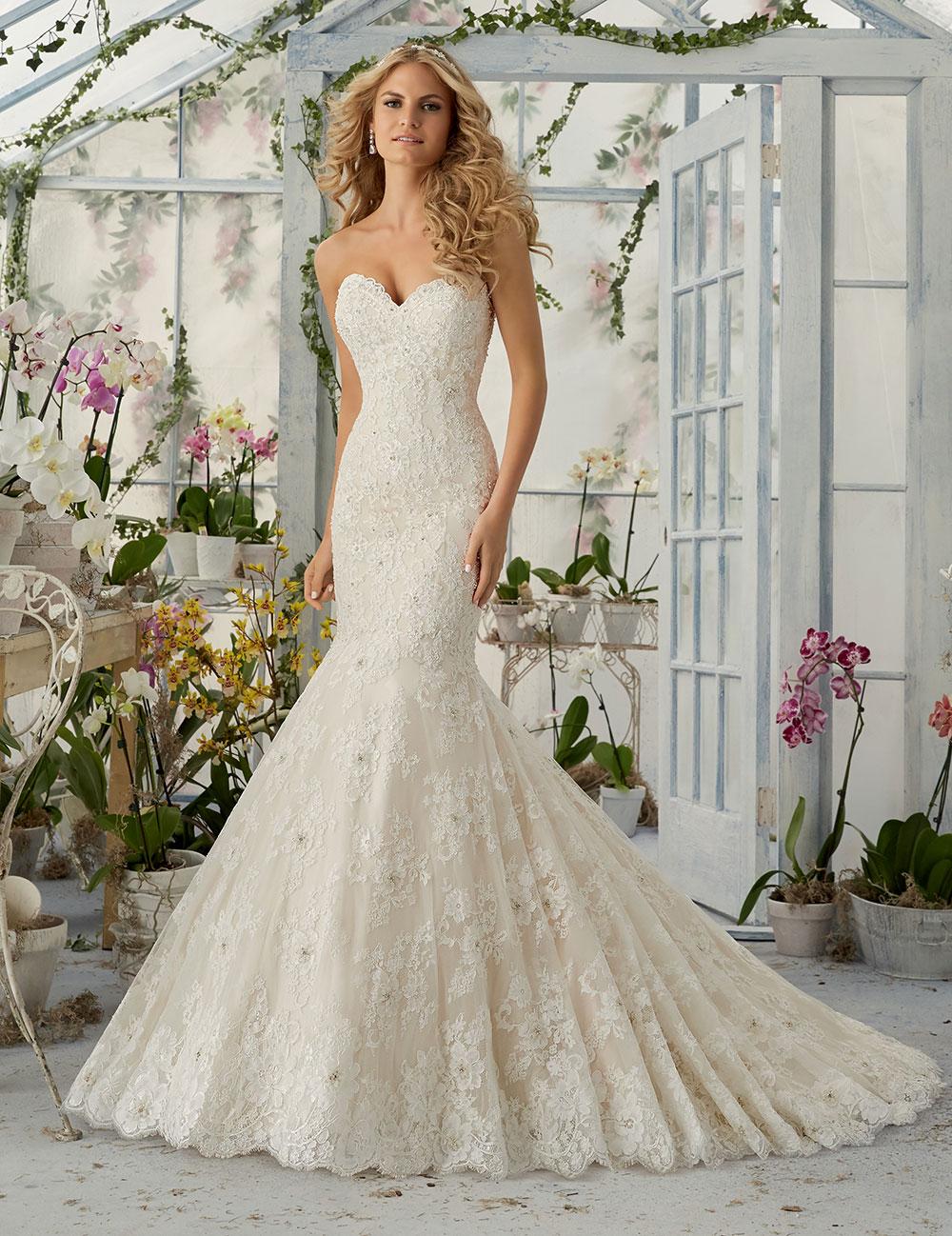 Menyasszonyi ruha » Morilee » Larissa  a3a85693da