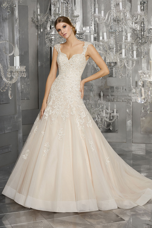 Menyasszonyi ruha » Morilee » Monique  c56e6021b8