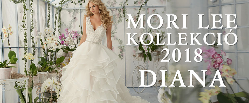 Mori Lee: Diana