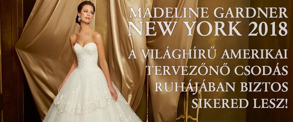 Madeline Gardner New York 2018
