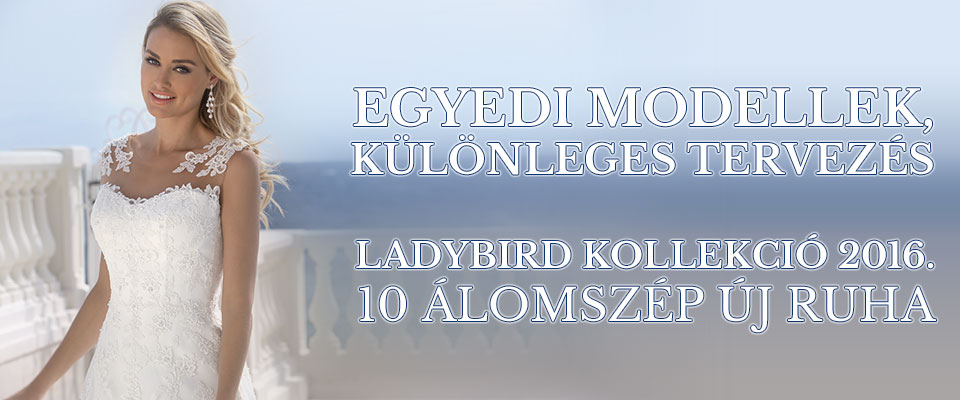 Ladybird kollekció 2016!
